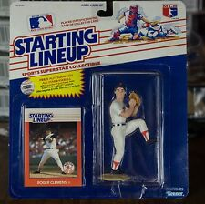 1988 Starting Lineup Roger Clemens Kenner Boston Red Soxs Baseball figure