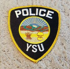 Ohio Youngstown State University Campus Police Shoulder Patch