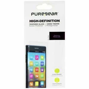PureGear High-Definition Tempered Glass for Samsung Galaxy A20 - Clear