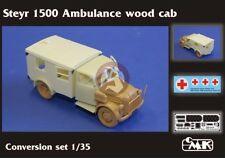 CMK 1/35 Steyr 1500 Ambulance Wood Cab Conversion Set (for Tamiya kit) 3092