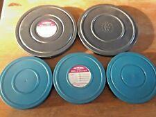 Lot of 4 ~ Vintage 8mm Home Movie Films ~ Northwest Canada Sept. 1966