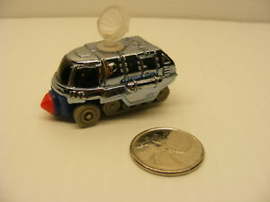 vintage space sci-fi exploration mini 2in. MOON VEHICLE lgt galoob toys 1996