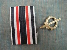 Kampfabzeichen der Ehrenlegion + Ordensband 100% original