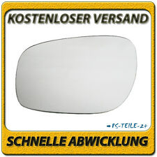 Spiegelglas für LAND ROVER FREELANDER I 1997-2006 links Fahrerseite konvex