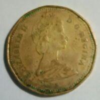 1988 CANADA DOLLAR COIN