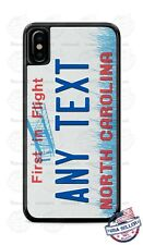 North Carolina License Plate Personalized Phone Case For iPhone Samsung LG etc