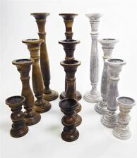 Traditional Candlestick Holders