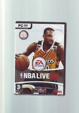 NBA LIVE 08 - 2008 - EA SPORTS BASKETBALL PC GAME - FAST POST - NEW & SEALED