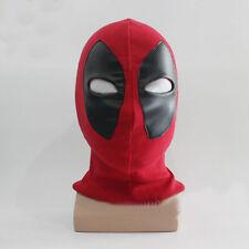 X Men Deadpool Mask Balaclava Halloween Hood Cosplay Full Face