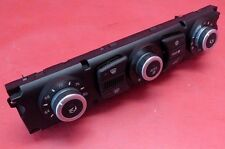 2008-2010 BMW 528xi E60 LCI OEM CENTER DASH HV/AC CLIMATE CONTROL SWITCH PANEL