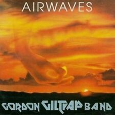 GORDON BAND GILTRAP - AIRWAVES (EXPANDED+REMASTERED EDITION)  CD NEW!