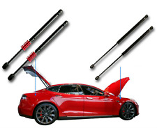 Tesla Model 3 Upgraded Front Hood/Rear Trunk Lift-Supports Frunk 4 pcs