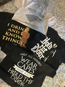 Game Of Throne T-shirts