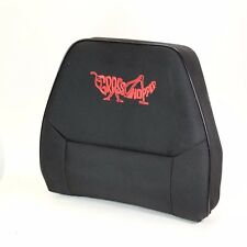 Grasshopper Mower 321520 Seat Cushion with Red Logo
