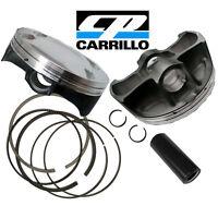 Piston racing ht compression CRF 450 HONDA 09-12 CPCARRILLO forgé
