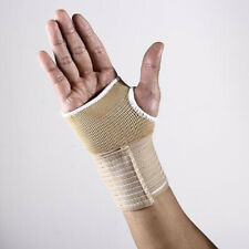 2Pcs Gym Wrist Band Wrist Support Splint Carpal Tunnel Wristbands For Fit J_6J