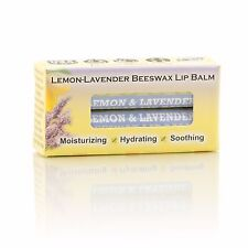 Beessential All Natural Lemon Lavender Lip Balm 2 pack