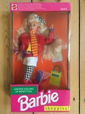 Barbie Benetton Shopping 1991 OVP - rar!