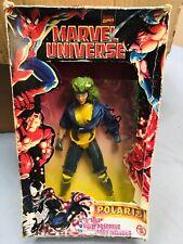 X-Men Toy Biz Marvel Universe Giant Polaris Moc Vintage New