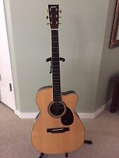 Collings OM3 Acoustic Cutaway Guitar