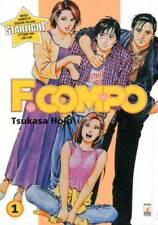 manga STAR COMICS F.COMPO FAMILY COMPO COMPLETA 1/14