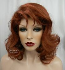 TAWNY from wig America .. The Most SEXY Wig EVER!  FOX RED!!  Great for DRAG *