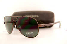 Brand New Diesel Sunglasses DL 0078 Color 38N Bronze/Grey Green Men Women