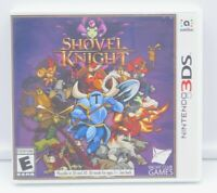 Shovel Knight (Nintendo 3DS, 2015) - Complete - CIB - Tested / Working