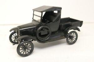 Vintage Built Model Car 1/25 1920's Model T Pickup Truck Stocker Junkyard Parts