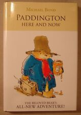 Paddington Here and Now Michael Bond HBDJ 2008 50th Anniversary FIRST EDITION