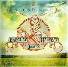 Barclay James Harves - Best of Barclay James Harvest [New CD] UK - Import