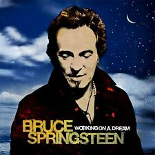 BRUCE SPRINGSTEEN - WORKING ON A DREAM - CD+DVD BRAND NEW DELUXE PACKAGE
