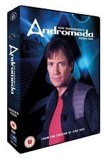 ANDROMEDA Stagione 4 Serie Completa BOX 6 DVD Inglese NEW .cp