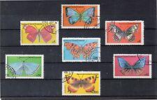 Guinea Ecuatorial Insectos Mariposas (DE-447)