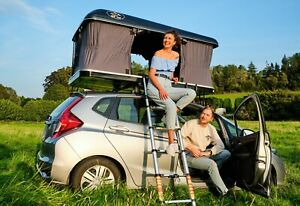 Premium Quality Hard Shell Roof Tent 125cm Wide