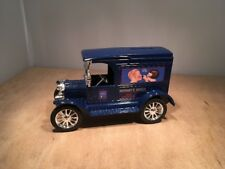 HERSHEY'S KISSES DIE CAST COIN BANK 1917 FORD MODEL T by ERTL 1:25 SCALE