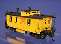 Metal HO Scale Model Railroad Union Pacific OR&N 3530 Caboose - Japan