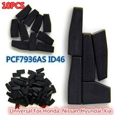 10PCS Original Car Key Chips PCF7936 PCF7936AS ID46 Auto Blank Transponder Chip