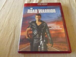 Mad Max 2 - The Road Warrior HD DVD Region Free Mel Gibson, Bruce Spence