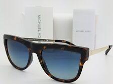 a2a5d1d3246 Michael Kors Mk2073 St.kitts 33334l Tortoise Injected Sunglasses 56-19-140mm