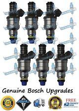 Reman 4 Hole Bosch Upgrade Jeep Fuel Injectors 1987 - 1995 Jeep 4.0L I6