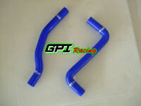 For Toyota Celica GT-4 GT4 ST205 3S-GTE silicone radiator hose kit blue