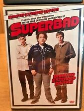 Pre owned DVD Superbad unrated extended edition footage not seen in theatres