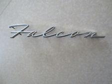 Original 1960s Ford Falcon car badge / emblem --