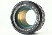 [Opt Mint] Minolta MC Rokkor PG 50mm f/1.4 Standard MD Lens free ship Japan