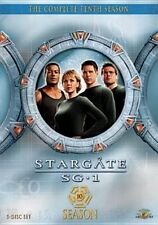 Stargate Sg-1 The Complete Season 10 5 Disc DVD