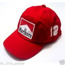 AYRTON SENNA RED MARLBORO CAP MCLAREN MP 4/4 CAR #12 ca