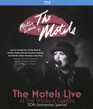 Martha Davis + the Motels: The Motels Live at the Whisky a Go Go - 50th...