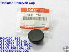 Suzuki RGV250 Reservoir Tank Cap NOS GSX-R750 GSX-R1100 GSX1300 17932-12C00