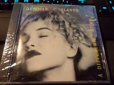 A Different Story by Deborah Blando, CD (1991 Sony Music) Factory Sealed CD